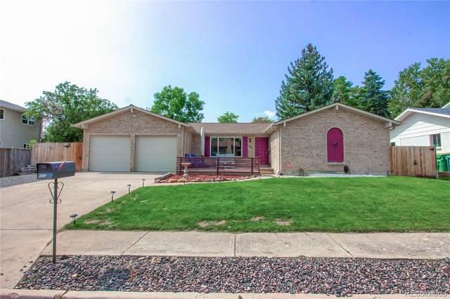 745 S Miller Street, Lakewood, CO 80226 (MLS #2100292) :: 8z Real Estate