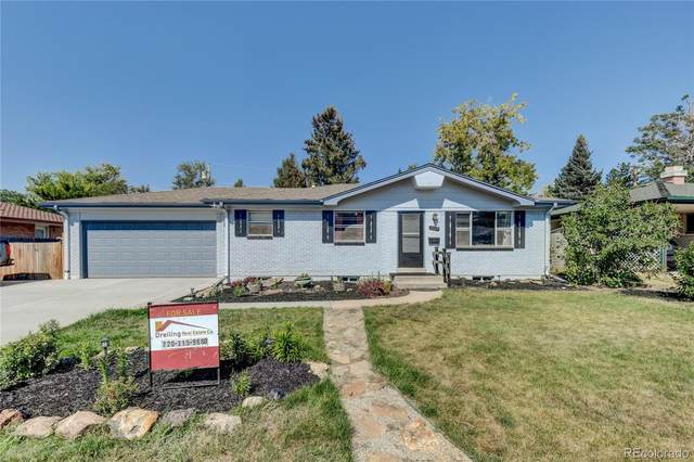 1669 S Dudley Court, Lakewood, CO 80232 (#2100405) :: Re/Max Structure