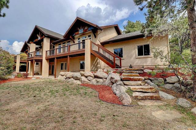 350 Scrub Oak Way, Monument, CO 80132 (#2100702) :: The Harling Team @ Homesmart Realty Group