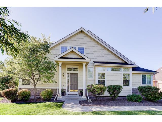 8402 S Miller Court, Littleton, CO 80127 (#2100716) :: The Griffith Home Team