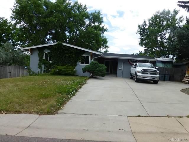 8060 W Chestnut Drive, Littleton, CO 80128 (MLS #2100815) :: 8z Real Estate