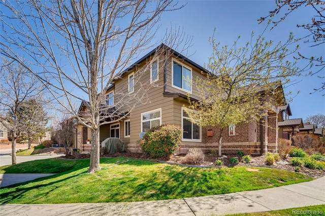 6454 Silver Mesa Drive F, Highlands Ranch, CO 80130 (#2100895) :: Peak Properties Group