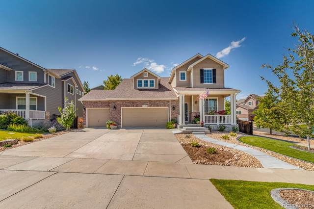 12181 S Grass River Trail, Parker, CO 80134 (#2101226) :: The HomeSmiths Team - Keller Williams