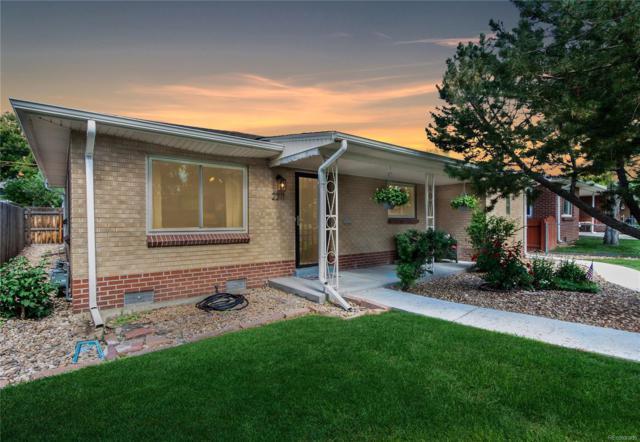 2211 Lamar Street, Edgewater, CO 80214 (#2101292) :: The Peak Properties Group