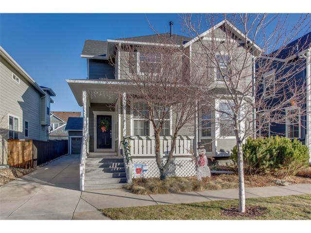 2814 Elmira Street, Denver, CO 80238 (#2101637) :: My Home Team