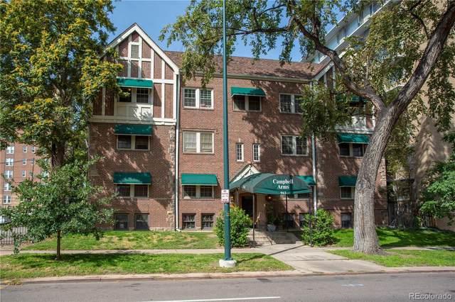 963 N Logan Street #23, Denver, CO 80203 (MLS #2101809) :: Neuhaus Real Estate, Inc.