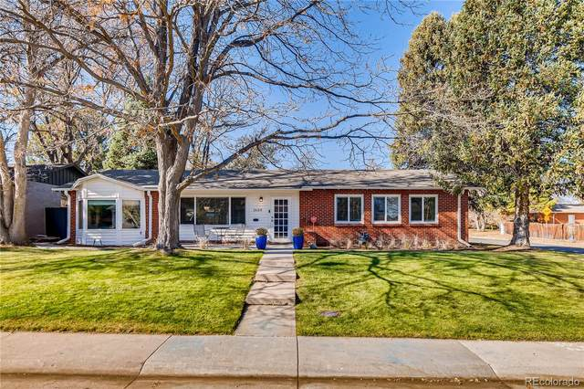 1609 S Forest Street, Denver, CO 80222 (#2101908) :: Realty ONE Group Five Star