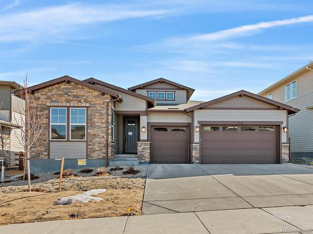 7916 S Jamestown Court, Aurora, CO 80016 (#2101936) :: HomeSmart