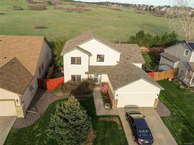 753 Whispering Oak Drive, Castle Rock, CO 80104 (MLS #2102626) :: 8z Real Estate