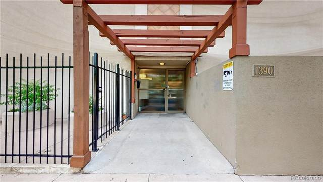 1390 N Emerson Street #408, Denver, CO 80218 (#2102929) :: The Gilbert Group