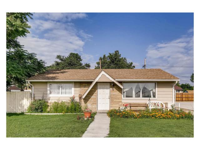 6541 Quebec Street, Commerce City, CO 80022 (MLS #2103446) :: 8z Real Estate