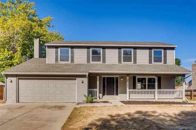 7985 S Logan Drive, Littleton, CO 80122 (MLS #2103614) :: Neuhaus Real Estate, Inc.