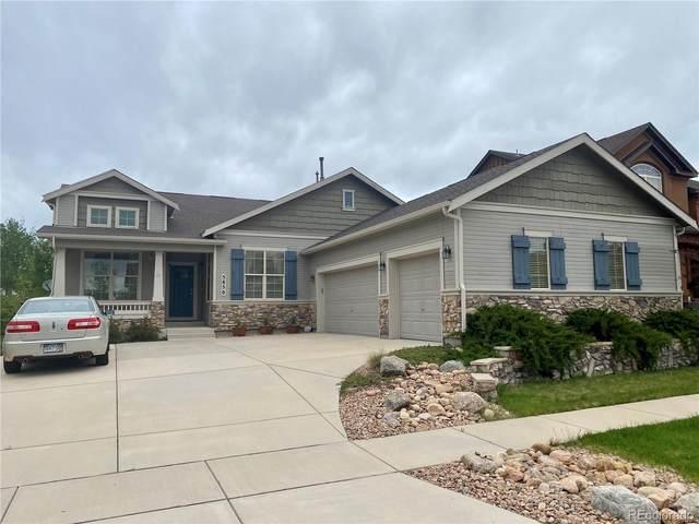 5850 Harney Drive, Colorado Springs, CO 80924 (#2103634) :: iHomes Colorado