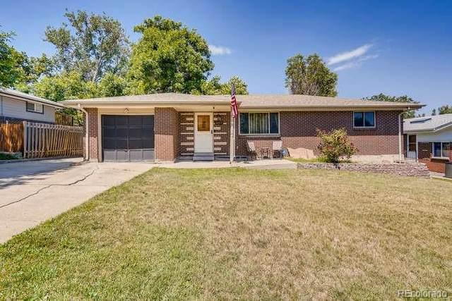 6667 Benton Street, Arvada, CO 80003 (MLS #2103635) :: 8z Real Estate