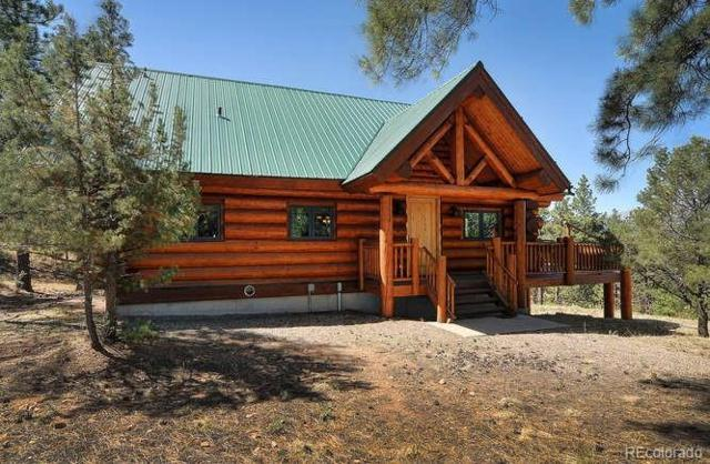 59 Shoshone Trail, Westcliffe, CO 81252 (#2103954) :: Structure CO Group