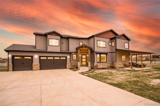 12548 N 4th Street, Parker, CO 80134 (#2105028) :: My Home Team