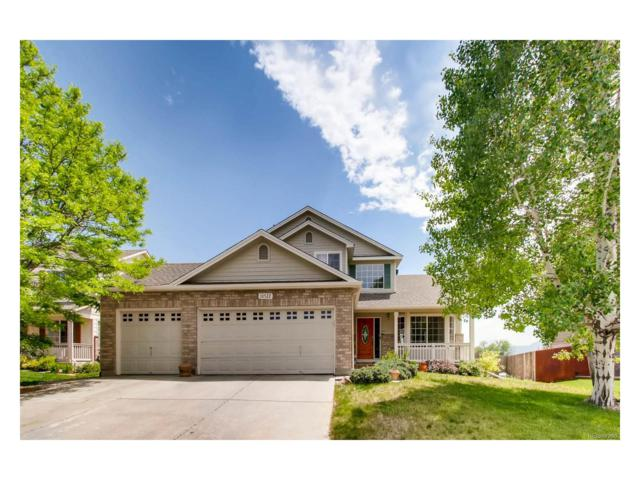 10522 W 54th Place, Arvada, CO 80002 (#2105347) :: The Peak Properties Group