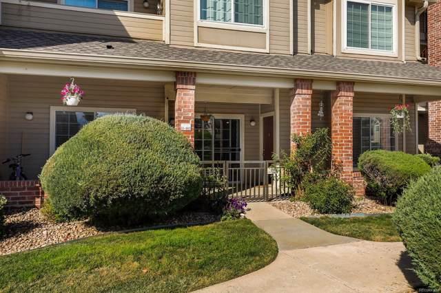 4760 S Wadsworth Boulevard H103, Littleton, CO 80123 (MLS #2105540) :: 8z Real Estate
