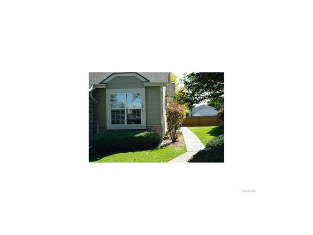 1276 S Zeno Circle F, Aurora, CO 80017 (#2105596) :: The Sold By Simmons Team