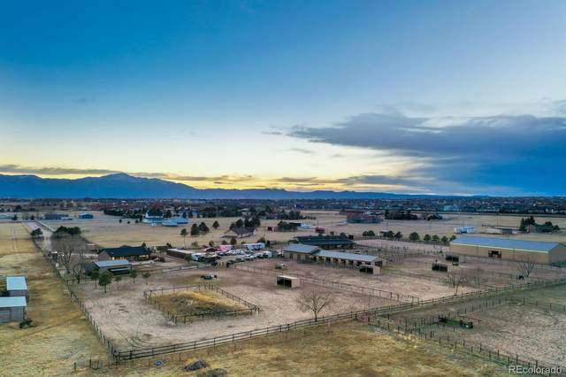 13260 Cottontail Lane, Peyton, CO 80831 (#2106124) :: Berkshire Hathaway HomeServices Innovative Real Estate