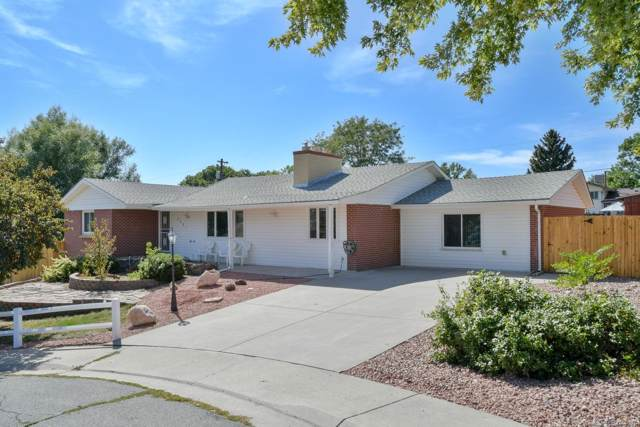 5881 Nelson Court, Arvada, CO 80004 (MLS #2106190) :: 8z Real Estate