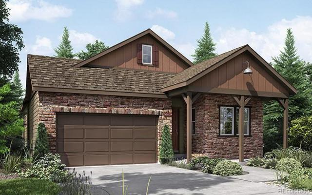 18879 W 92nd Drive, Arvada, CO 80007 (#2106242) :: The Galo Garrido Group