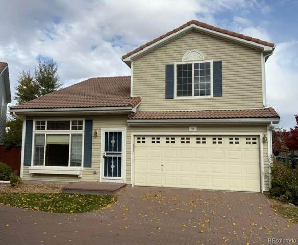 20000 N Mitchell Place #55, Denver, CO 80249 (#2106479) :: Venterra Real Estate LLC