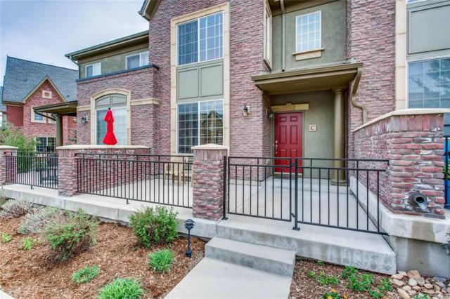 860 Bristle Pine Circle C, Highlands Ranch, CO 80129 (#2106653) :: The Griffith Home Team
