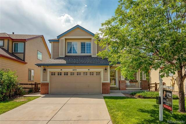 6033 S Yampa Street, Aurora, CO 80016 (MLS #2106788) :: Keller Williams Realty
