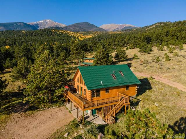 920 Co Road 124, Westcliffe, CO 81252 (#2106881) :: The DeGrood Team