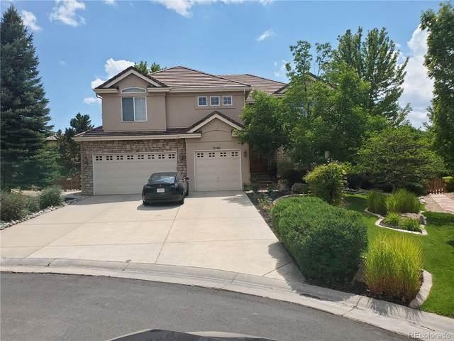 9586 E Aspen Hill Lane, Lone Tree, CO 80124 (#2106960) :: HomeSmart Realty Group