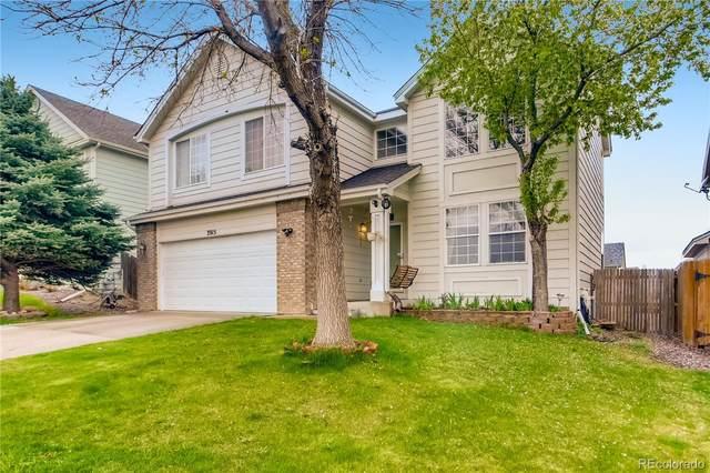 3915 S Kirk Way, Aurora, CO 80013 (MLS #2107063) :: 8z Real Estate