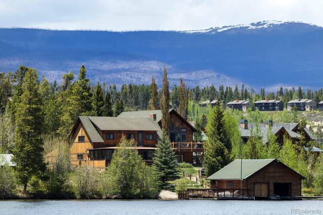 1128 6953, Grand Lake, CO 80447 (#2107200) :: The Colorado Foothills Team | Berkshire Hathaway Elevated Living Real Estate