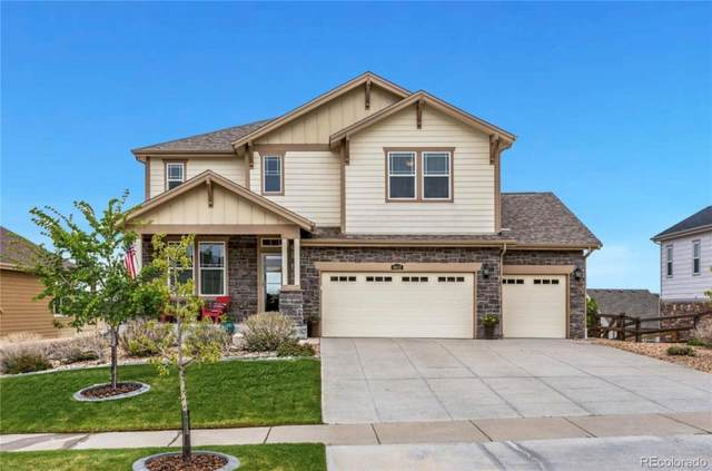 8632 S Zante Street, Aurora, CO 80016 (#2107856) :: Peak Properties Group