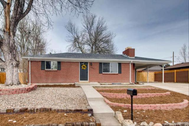 8621 W 64th Place, Arvada, CO 80004 (MLS #2108584) :: 8z Real Estate
