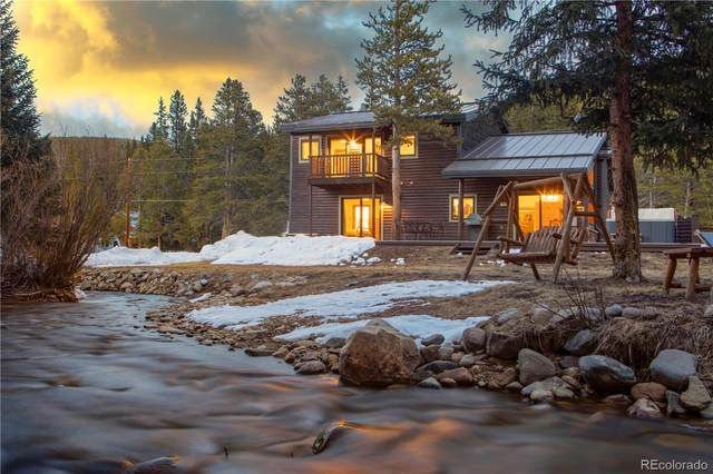 402 Mountain View Drive, Blue River, CO 80424 (#2108645) :: The Harling Team @ HomeSmart