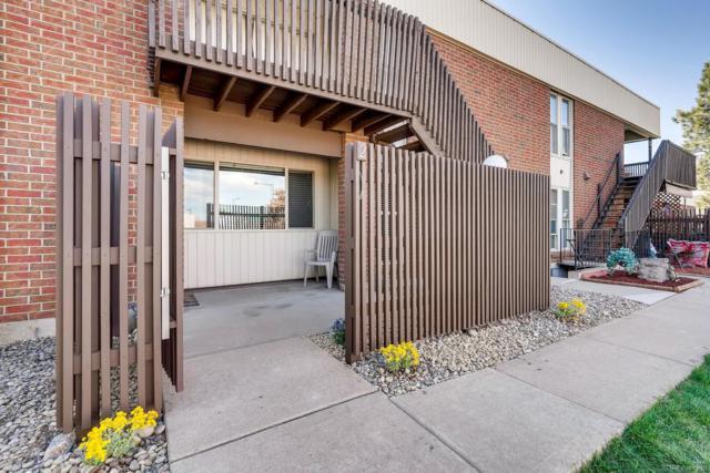 3663 S Sheridan Boulevard B2, Denver, CO 80235 (MLS #2108702) :: 8z Real Estate