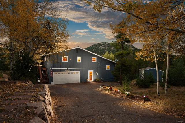 31231 Cree Drive, Evergreen, CO 80439 (MLS #2108886) :: 8z Real Estate