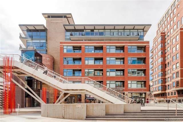 2100 16th Street #600, Denver, CO 80202 (#2109179) :: Chateaux Realty Group