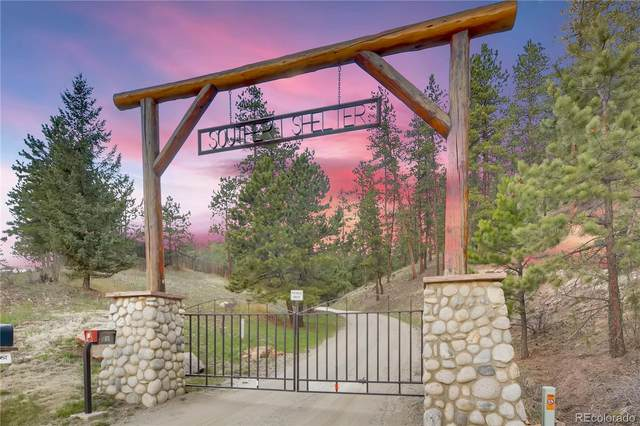 205 Yankee Creek Trail, Evergreen, CO 80439 (MLS #2109186) :: 8z Real Estate