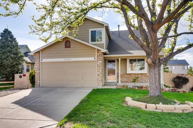 12163 Glencoe Street, Thornton, CO 80241 (MLS #2109462) :: 8z Real Estate