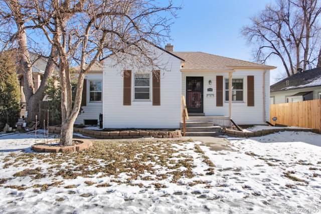 2510 Harlan Street, Edgewater, CO 80214 (MLS #2109472) :: Colorado Real Estate : The Space Agency