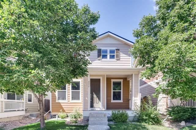 4373 S Independence Street, Littleton, CO 80123 (MLS #2109704) :: 8z Real Estate