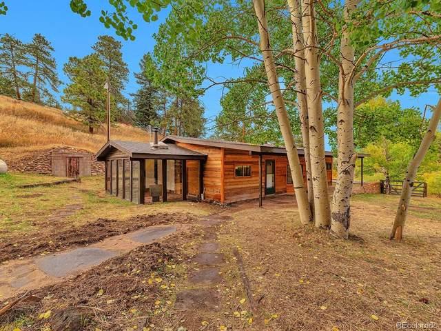 11741 Ranch Elsie Road, Golden, CO 80403 (#2110010) :: The DeGrood Team