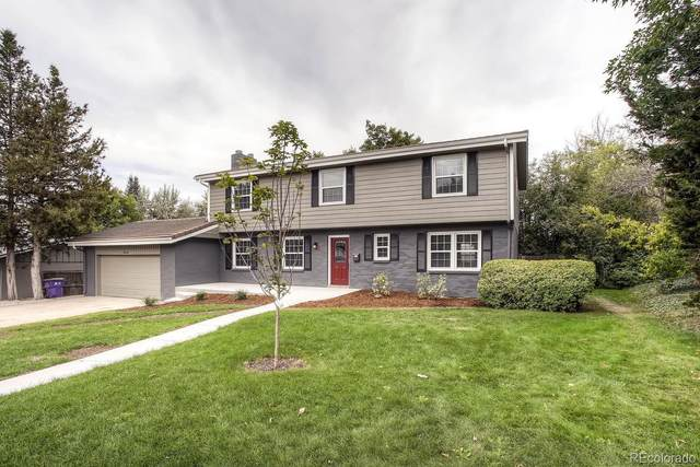 3810 S Hillcrest Drive, Denver, CO 80237 (MLS #2110051) :: Keller Williams Realty