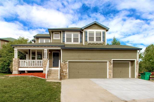 16453 Roan Place, Parker, CO 80134 (#2110283) :: The HomeSmiths Team - Keller Williams