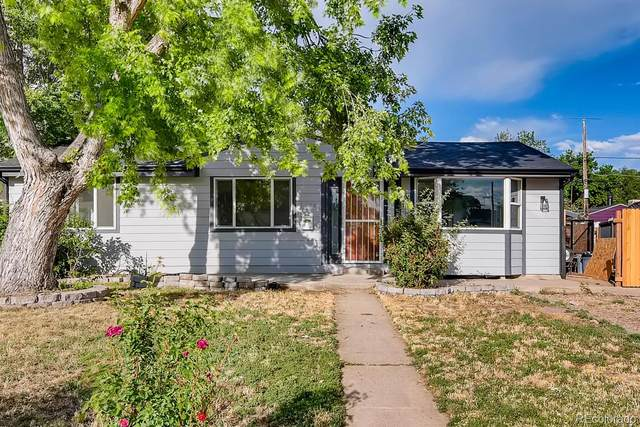 7320 Dale Court, Westminster, CO 80030 (MLS #2110549) :: 8z Real Estate