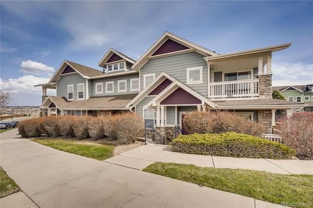 9311 Amison Circle #201, Parker, CO 80134 (#2110564) :: Symbio Denver