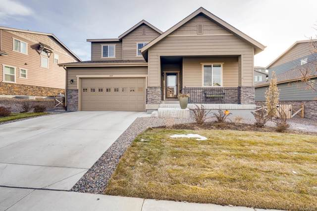 5117 W 109th Circle, Westminster, CO 80031 (MLS #2110638) :: 8z Real Estate