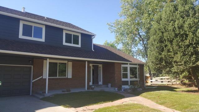 10708 W Chautauga Mtn Road, Littleton, CO 80127 (#2111848) :: Wisdom Real Estate